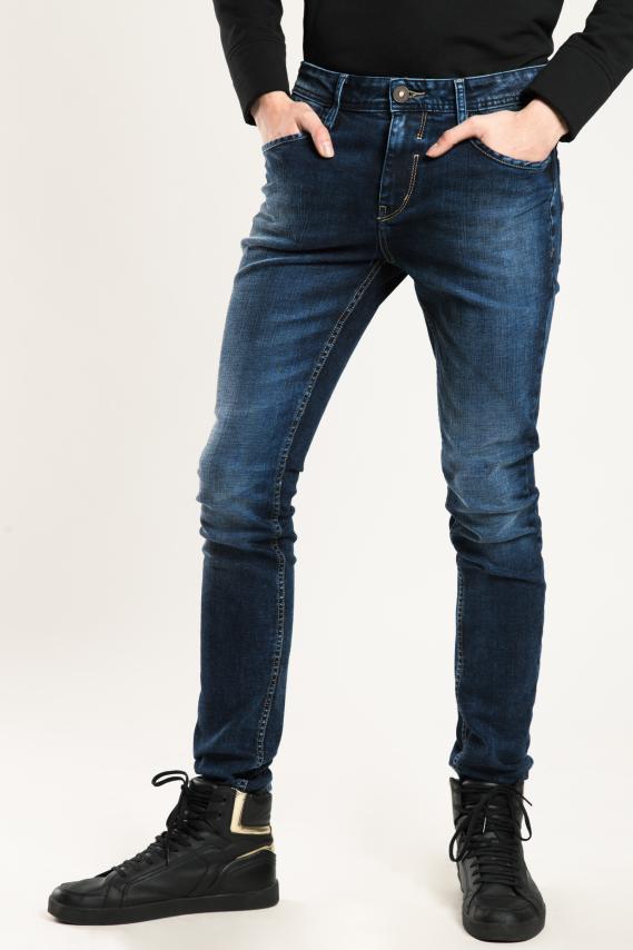 Chic Pantalon Koaj Tacuba Super Skinny 1/17