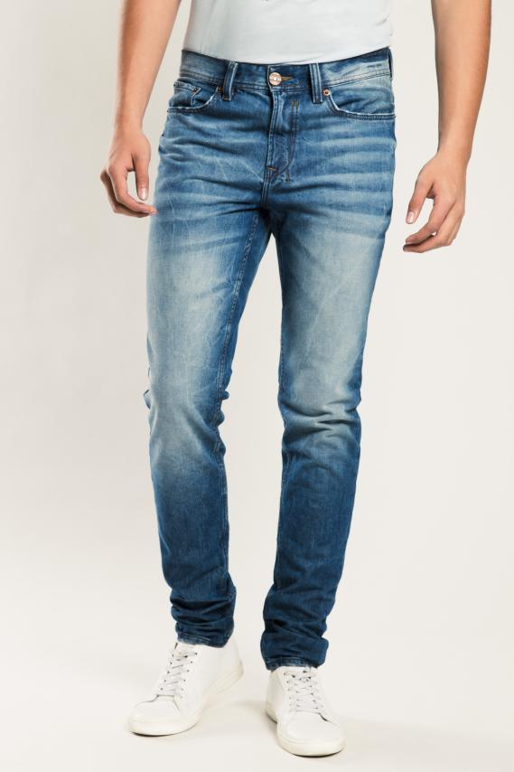 Jeanswear Pantalon Koaj Roll 35 Skinny 1/17