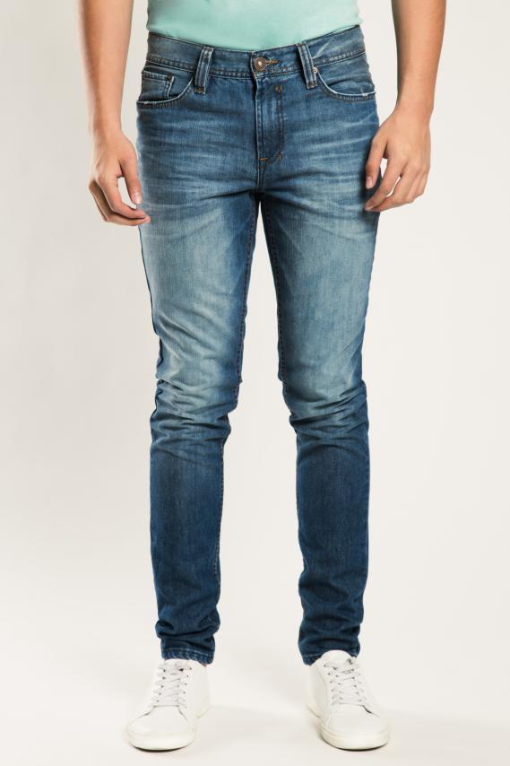 Jeanswear Pantalon Koaj Roll 36 Skinny 1/17