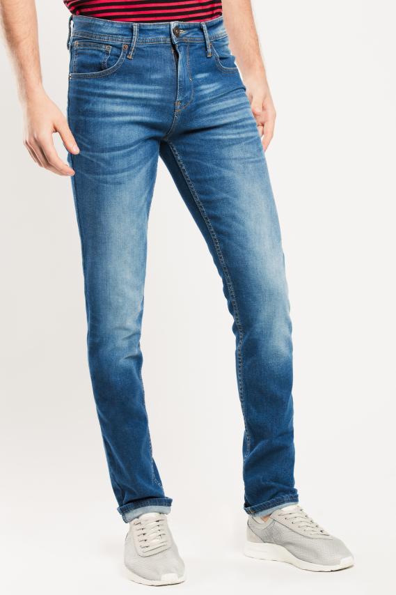 Basic Pantalon Koaj Slim Stretch 12/17