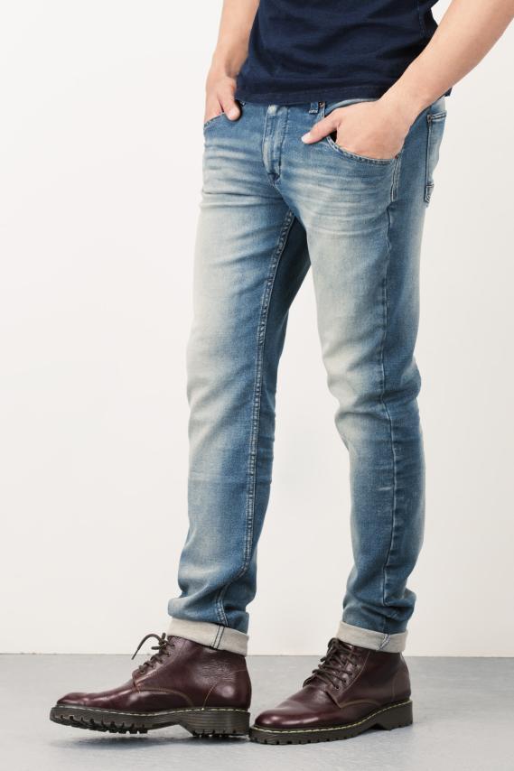 Trendy Pantalon Koaj Pass Skinny 4/16