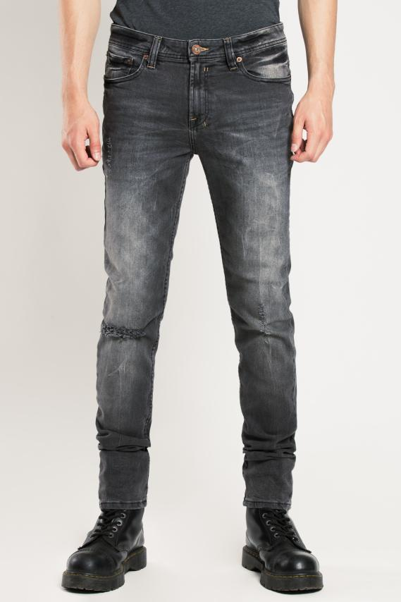 Jeanswear Pantalon Koaj Roll 31 Skinny 4/16