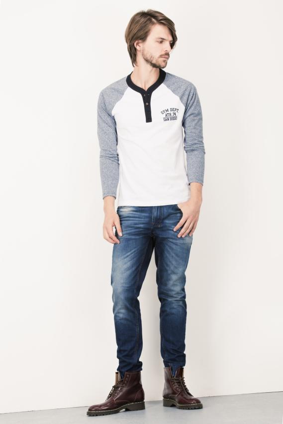 Jeanswear Pantalon Koaj Roll 32 Skinny 4/16