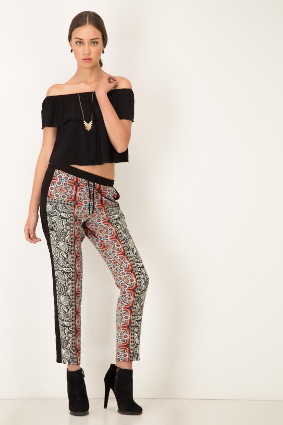 Trendy Pantalon Trendy Silde 1/16