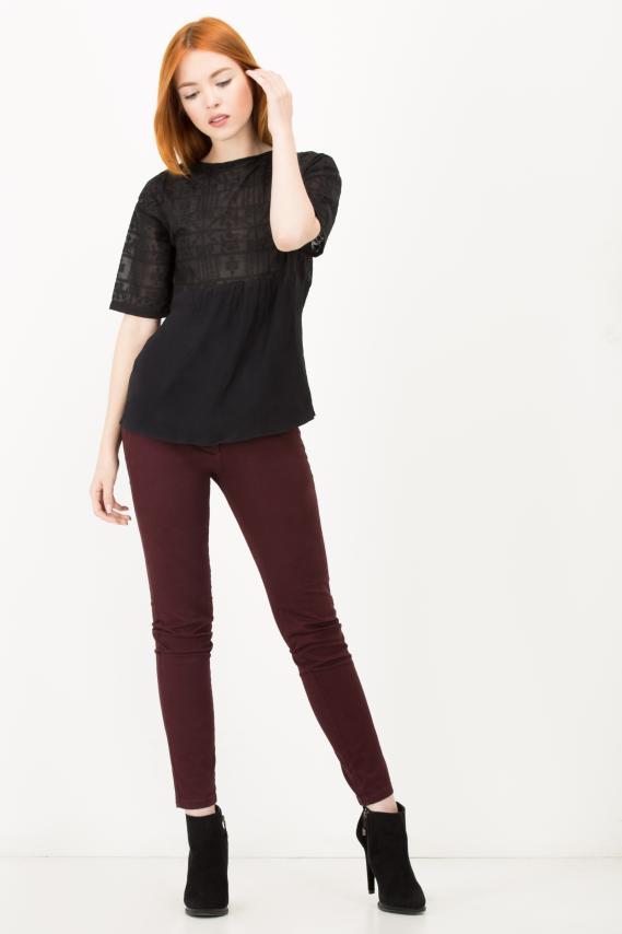 Basic Pantalon College Miat 11 Jeggins 3/16