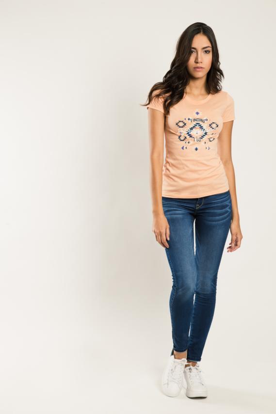 Basic Camiseta Koaj Hydra 3a 1/17