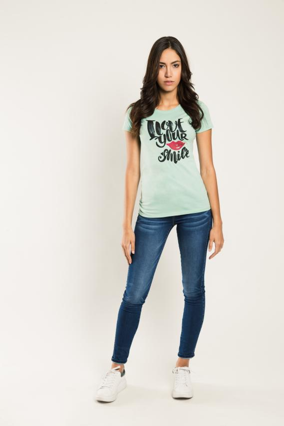 Basic Camiseta Koaj Hydra 4a 1/17