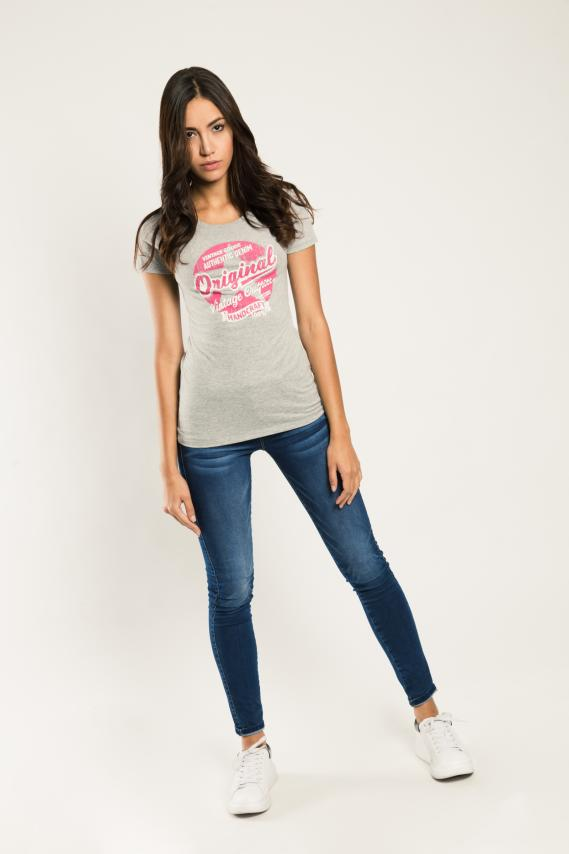Basic Camiseta Koaj Hydra 5a 1/17