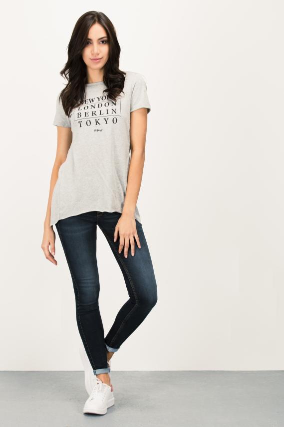 Jeanswear Camiseta Koaj Deles 1/17