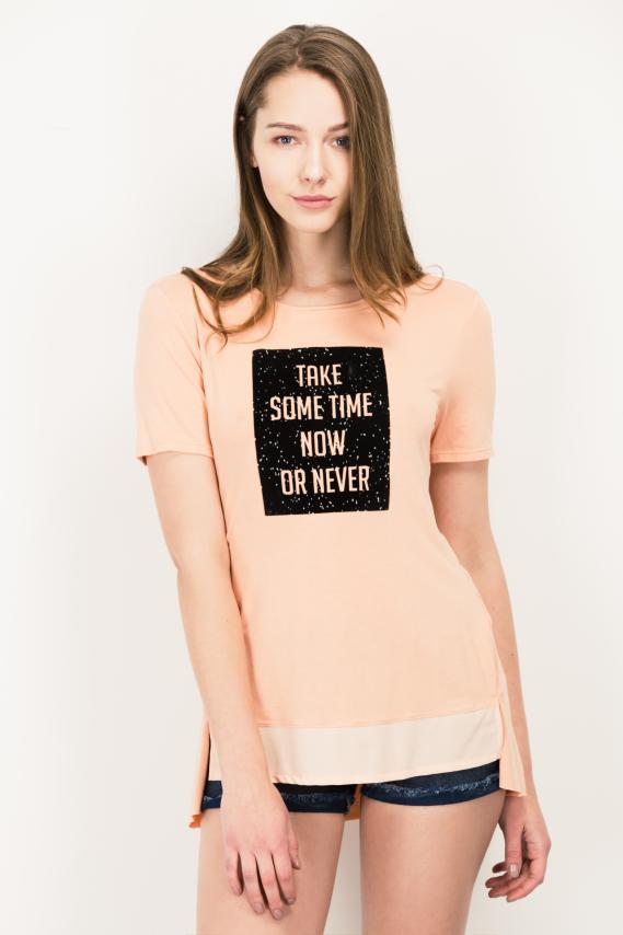 Chic Camiseta Koaj Safyn 1/17
