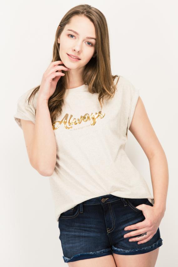 Chic Camiseta Koaj Filda 1/17