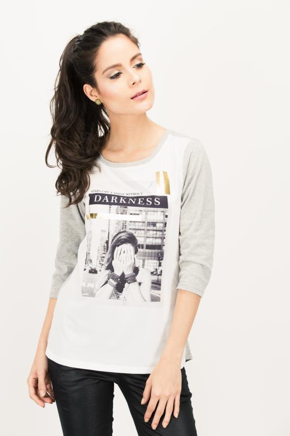 Chic Camiseta Koaj Merly 1/17