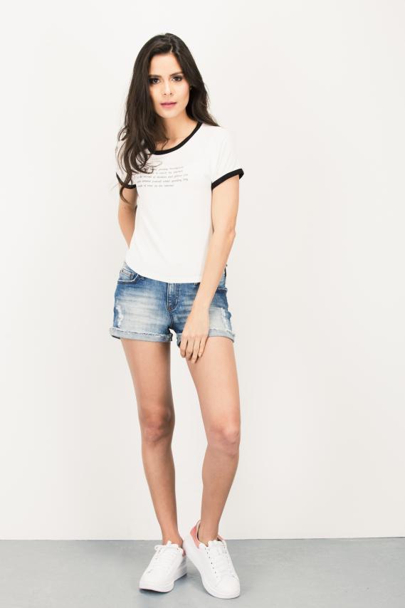 Jeanswear Camiseta Koaj Blien 1/17