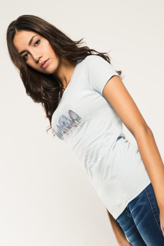Basic Camiseta Koaj Hydra 2c 1/17