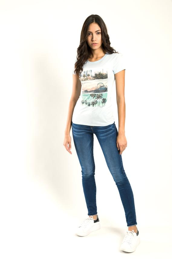 Basic Camiseta Koaj Hydra 2d 1/17