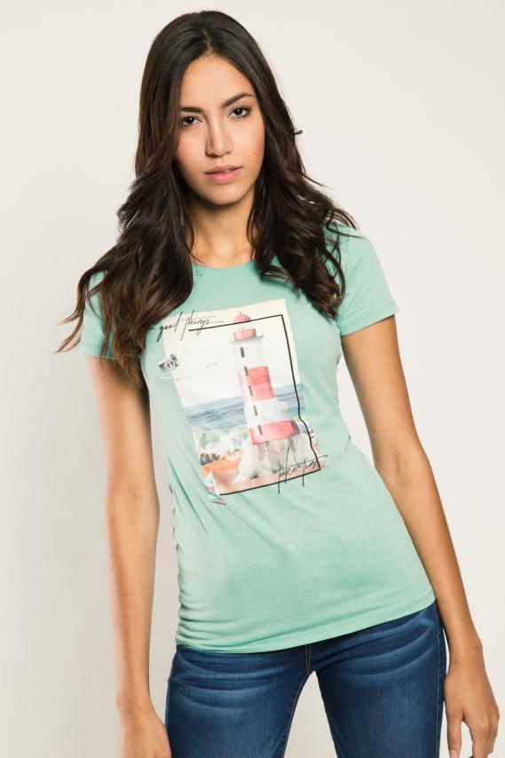 Basic Camiseta Koaj Hydra 4c 1/17