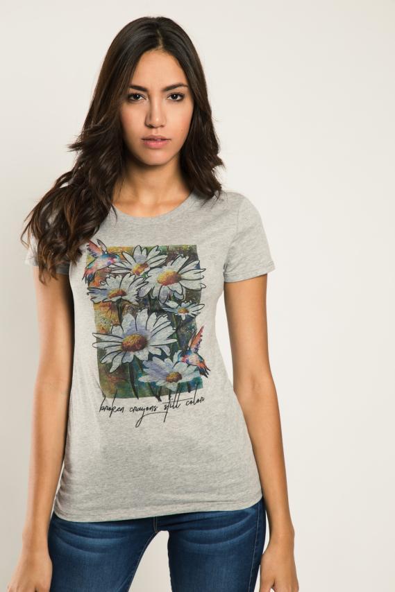Basic Camiseta Koaj Hydra 5b 1/17