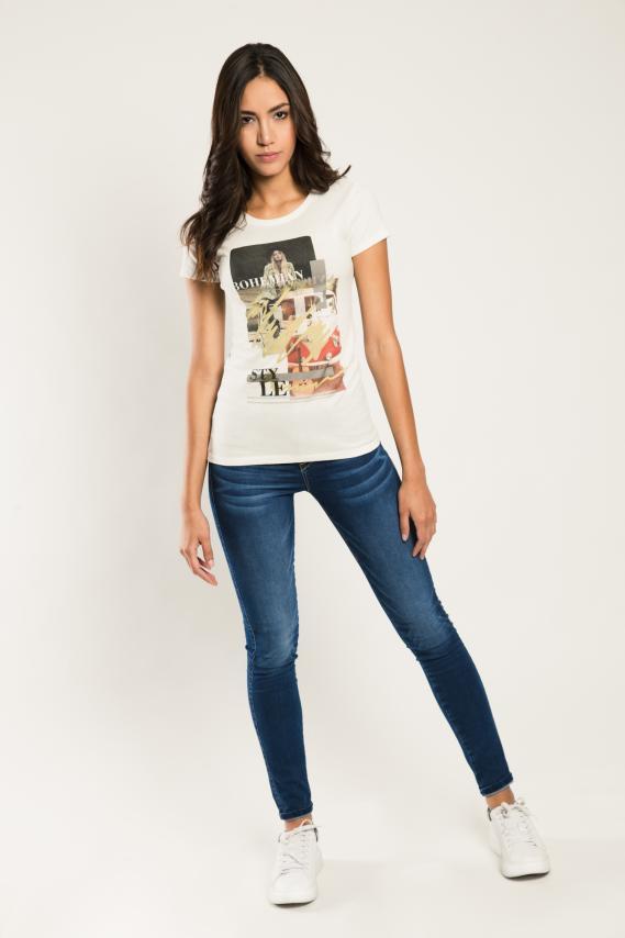 Basic Camiseta Koaj Hydra 6b 1/17