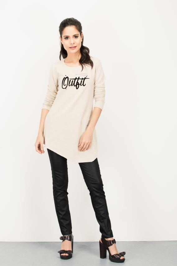 Chic Camiseta Koaj Riker 1/17