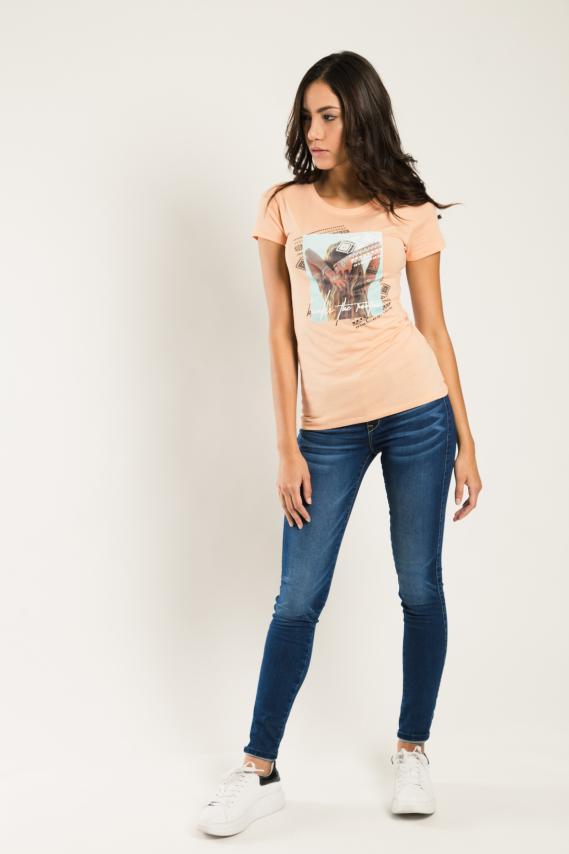 Basic Camiseta Koaj Hydra 3e 1/17