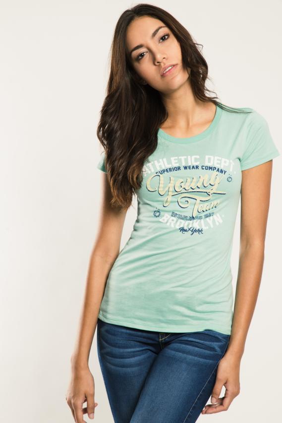 Basic Camiseta Koaj Hydra 4e 1/17
