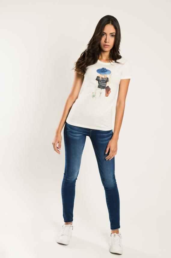 Basic Camiseta Koaj Hydra 6c 1/17