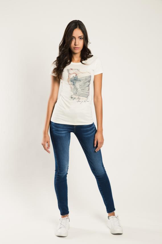 Basic Camiseta Koaj Hydra 6d 1/17