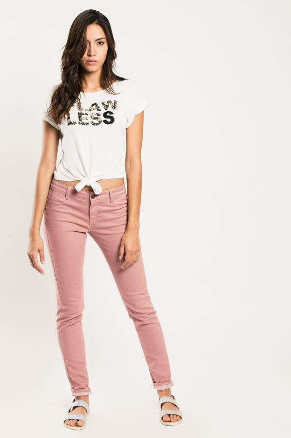 Jeanswear Camiseta Koaj Claret 1/17