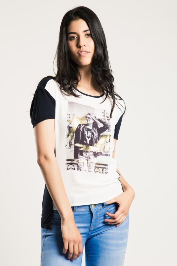 Chic Camiseta Koaj Laila 1/17