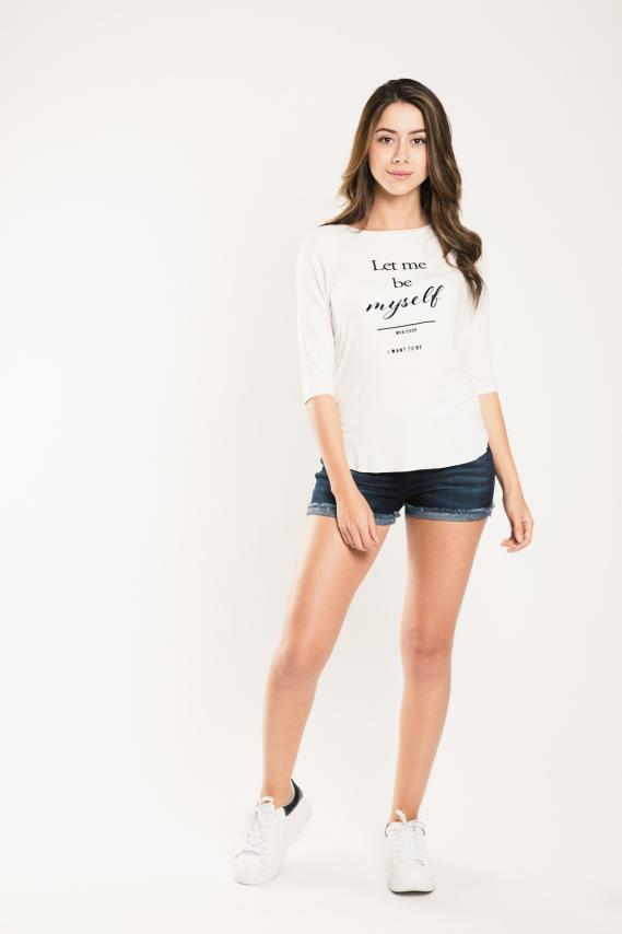 Jeanswear Camiseta Koaj Virgi 1/17