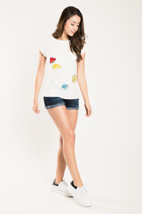 Jeanswear Camiseta Koaj Carty 1 1/17