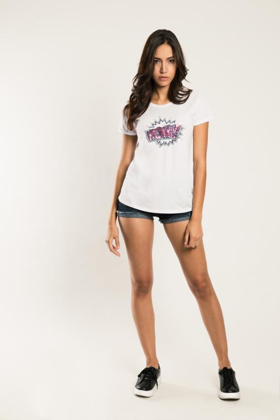 Jeanswear Camiseta Koaj Arisa 2/17