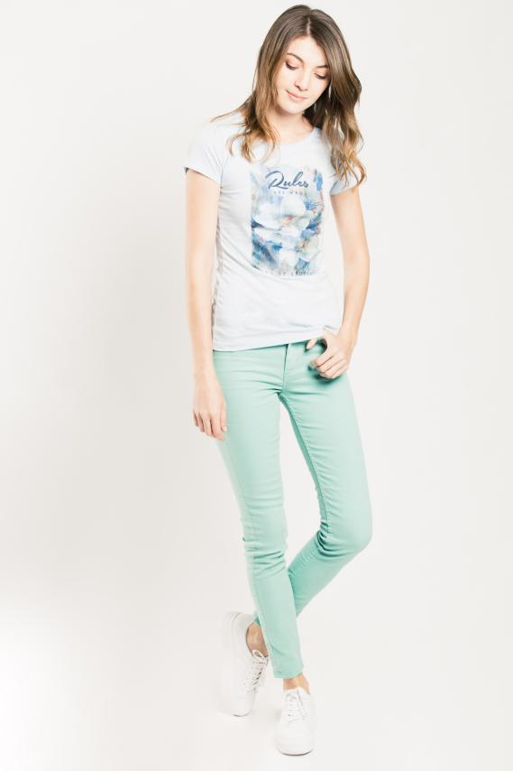 Basic Camiseta Koaj Hydra 2f 2/17
