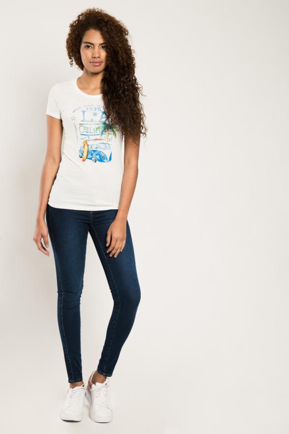 Basic Camiseta Koaj Hydra 6f 2/17