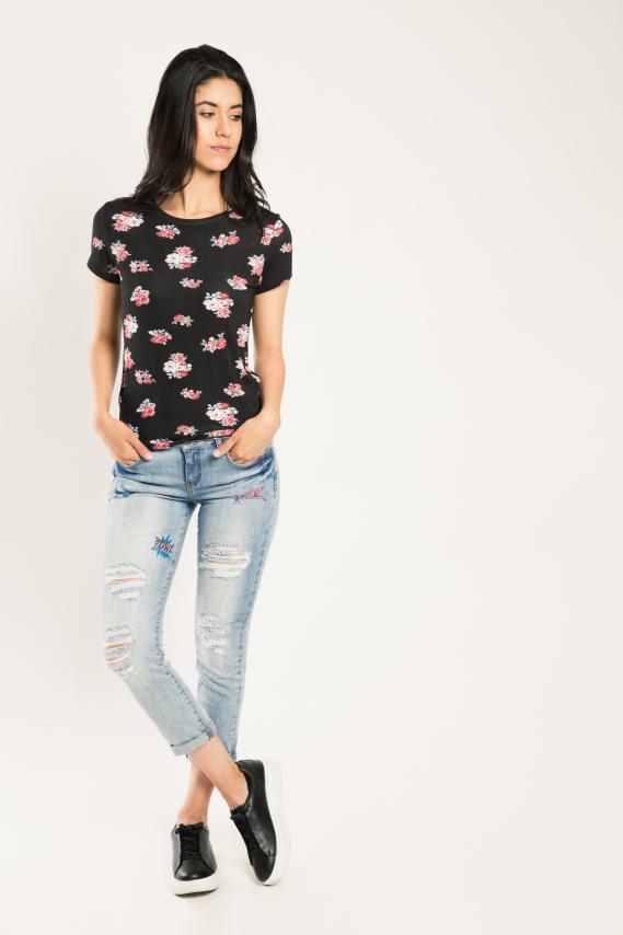 Jeanswear Camiseta Koaj Montat 2/17