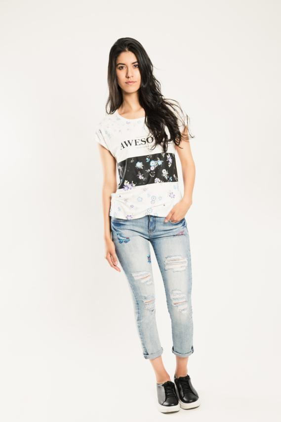 Jeanswear Blusa Koaj Kalyna 2/17