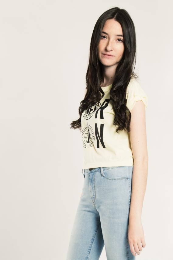 Jeanswear Camiseta Koaj Mikelu 2/17