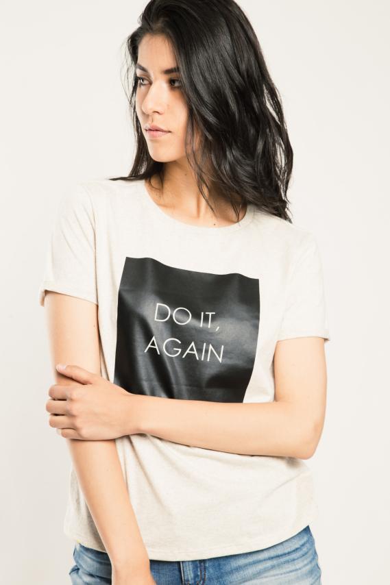 Jeanswear Camiseta Koaj Agnys 2/17