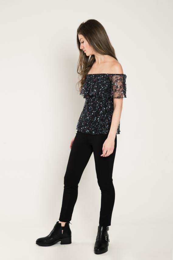 Jeanswear Blusa Koaj Vicot 2/17