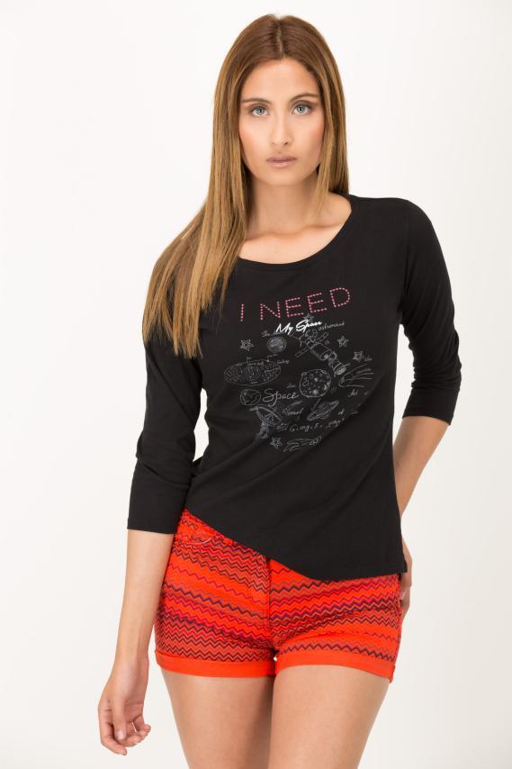 Trendy Camiseta Koaj Bria 3/16