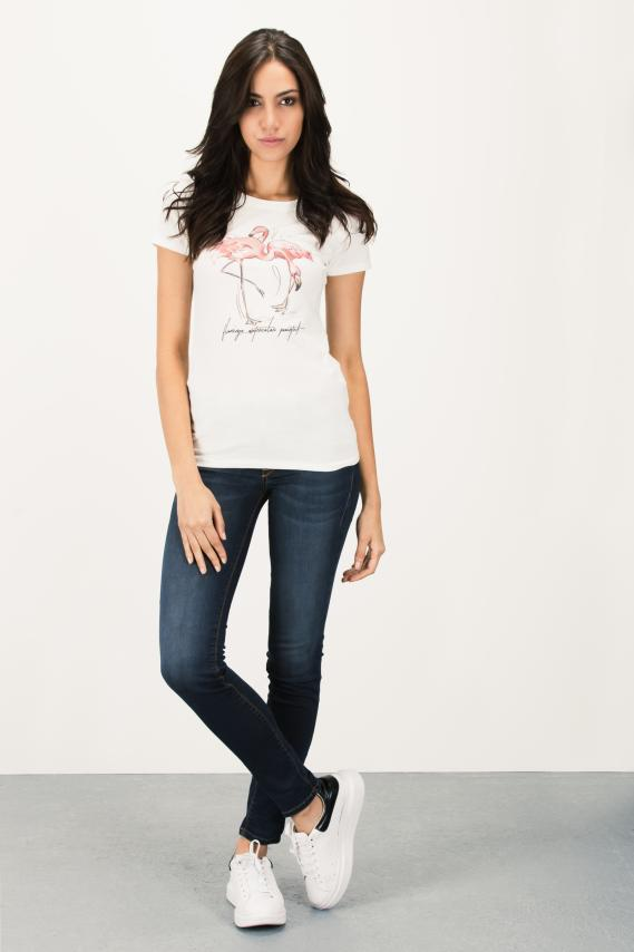 Basic Camiseta Koaj Frezia 1k 4/16