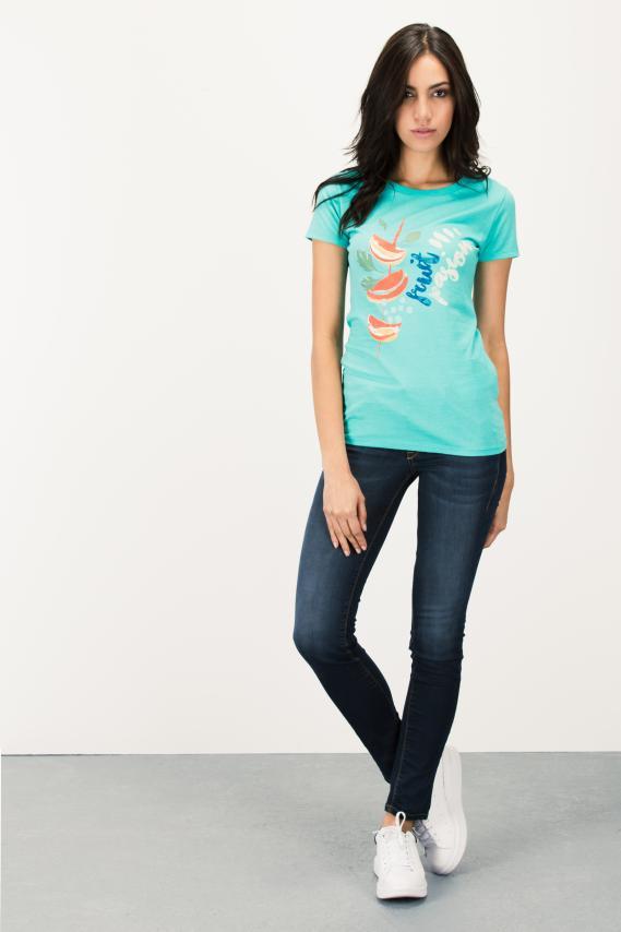Basic Camiseta Koaj Frezia 7g 4/16