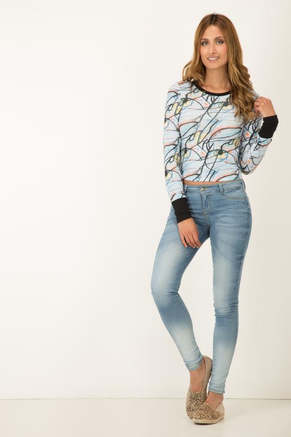 Trendy Camiseta Trendy Flore 2/16