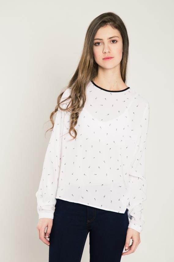 Jeanswear Blusa Koaj Liney 1/17