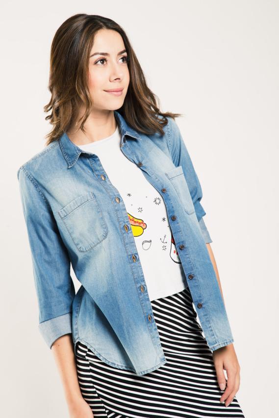 Jeanswear Blusa Koaj Segovia 1/17