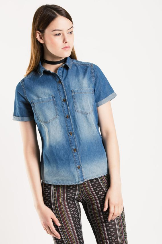 Jeanswear Blusa Koaj Nomura 1/17