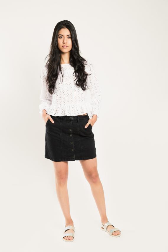 Jeanswear Blusa Koaj Brujas 2/17