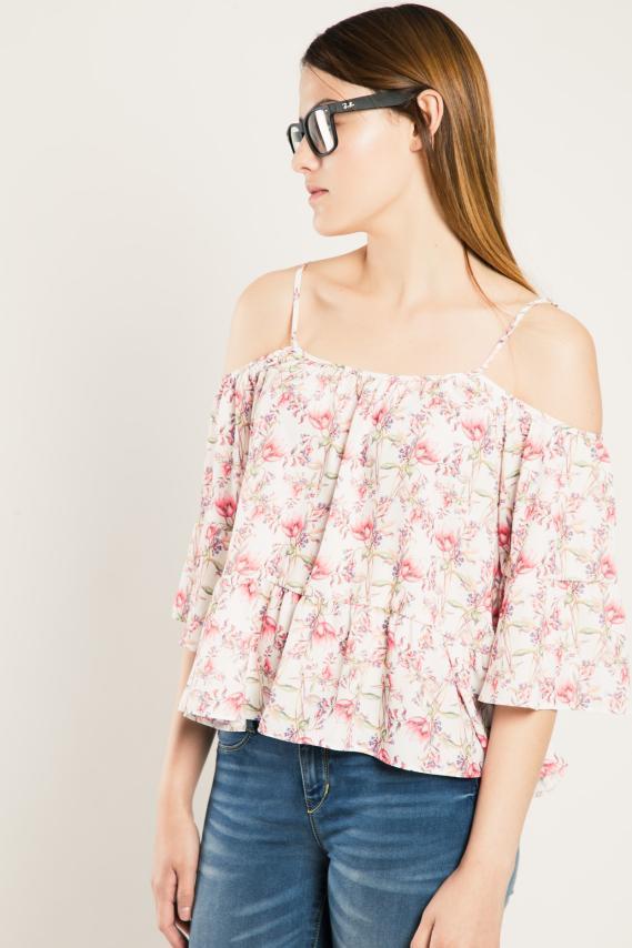 Jeanswear Blusa Koaj Raquel 2/17