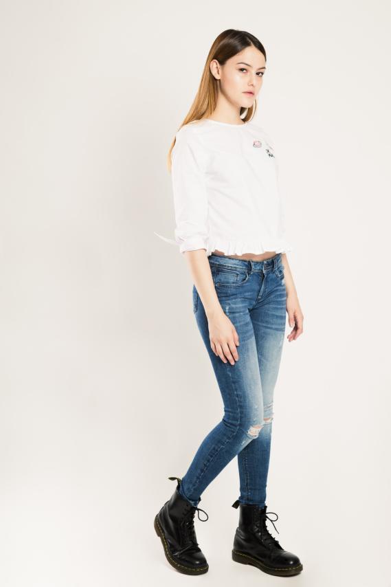 Jeanswear Blusa Koaj Almendra 2/17