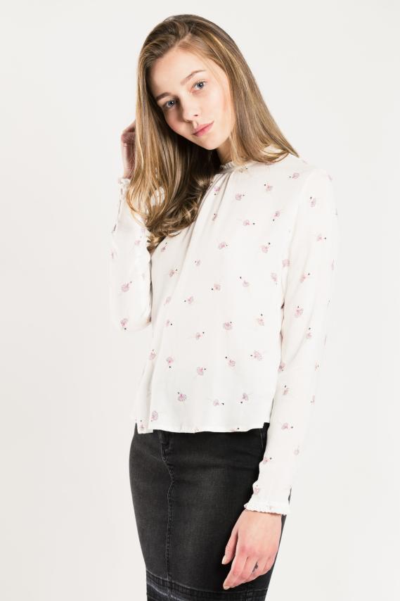 Jeanswear Blusa Koaj Cambridge 2/17